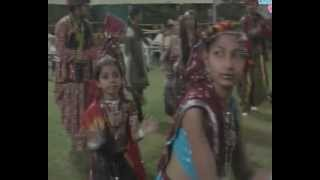 Gujarati Songs Garba - Jignesh Kaviraj - Lions Club Kalol -Navratri 2010 - Day 3 - Part 6