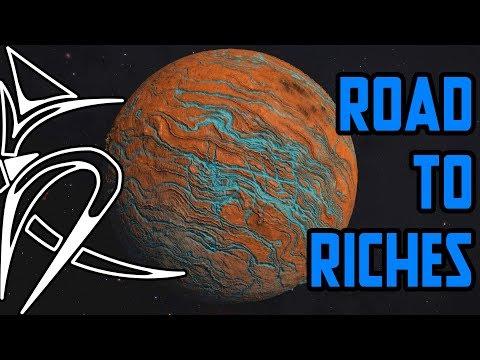 Road to riches [Elite Dangerous]