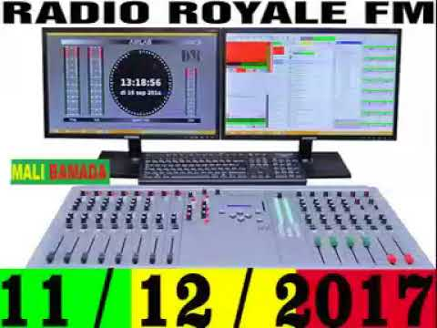 RADIO ROYALE FM,11/12/2017
