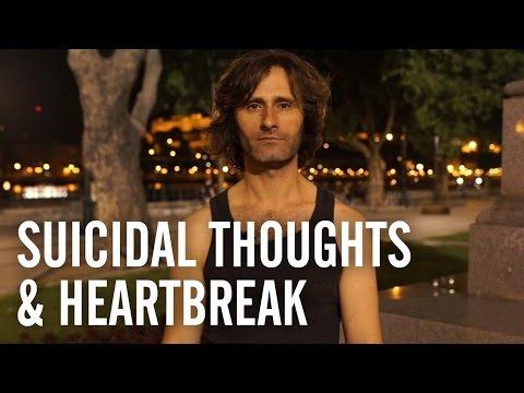Young men's hidden pain: Suicide, heartbreak and loneliness | James Marshall