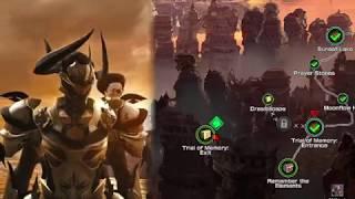 [Mobius Final Fantasy x FFX: Dream within Dream] FFX Ep 1: Zanarkand Ruins #3 (Trial of Memory)