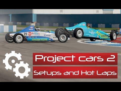 project cars 2 formula rookie donnington setup youtube. Black Bedroom Furniture Sets. Home Design Ideas