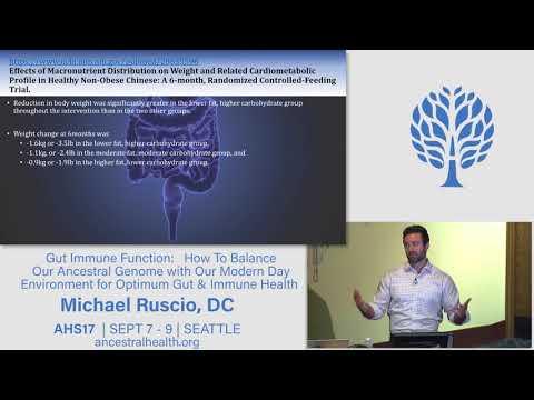 AHS17 Gut Immune Function - Michael Ruscio