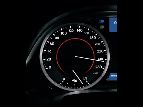 Lexus IS250 разгон до 245 км ч acceleration top speed 245