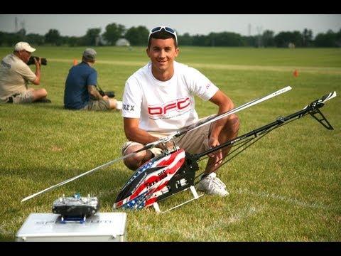 Jamie Robertson 3X XFC Extreme Flight Champion 2013
