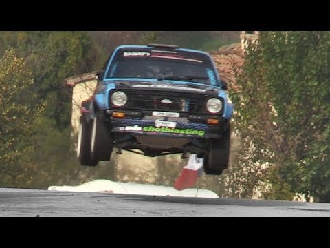 Rally Legend 2017: Saturday Jumps & Show + Great Sounds!!