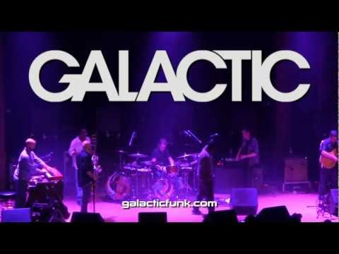 GALACTIC feat. Corey Glover - I Am The Walrus / Heart Of Steel - live @ The Ogden