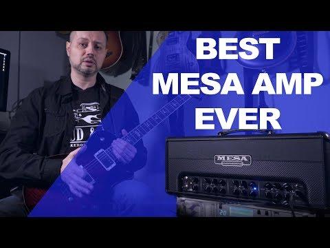 BEST AMP : Mesa Boogie Triple Crown TC 50