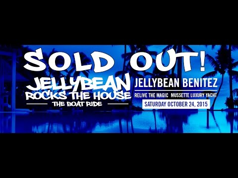 Jellybean Rocks The House Boat Ride Last 35 Minutes / Fort Lauderdale Oct 24, 2015