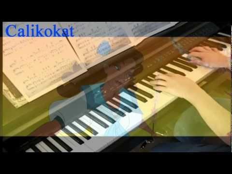 At The Beginning - Anastasia - Piano