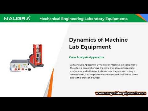 Mechanical Engineering Laboratory Equipments Manufacturers