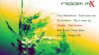 Steppa Life Riddim Mix [September 2011] [Blackspyda Records]