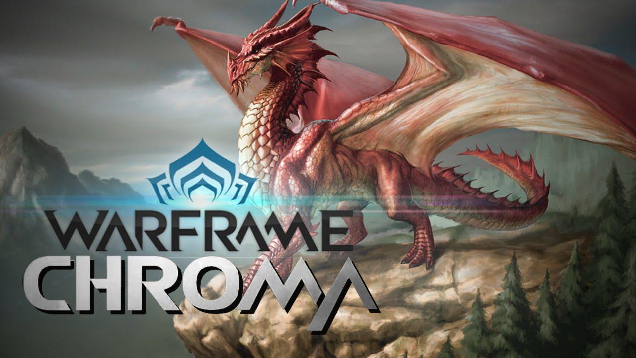 Chroma Warframe Lets Talk YouTube