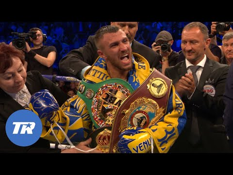 EXCLUSIVE! Lomachenko Talks The Teofimo Lopez Undisputed Fight, Devin Haney, Floyd Mayweather & More