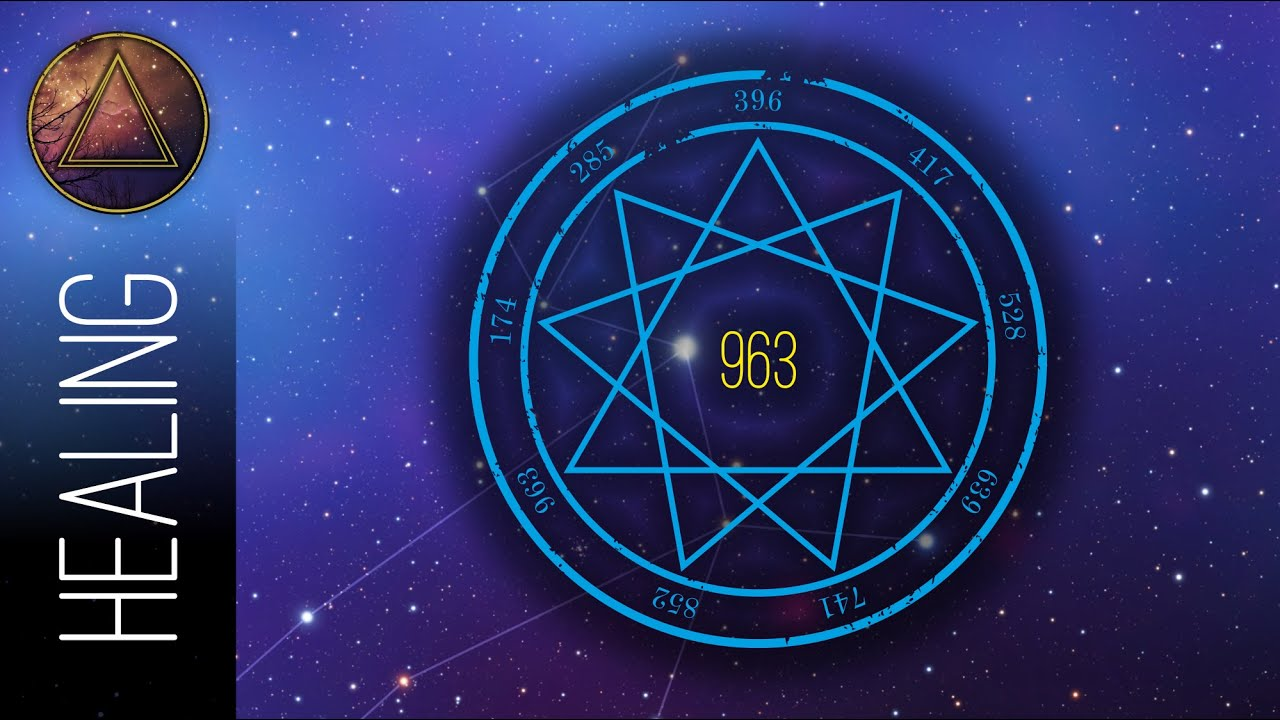 963 Hz Solfeggio Frequencies - Pineal Gland Activation - Higher  Consciousness - Ghiandola Pineale