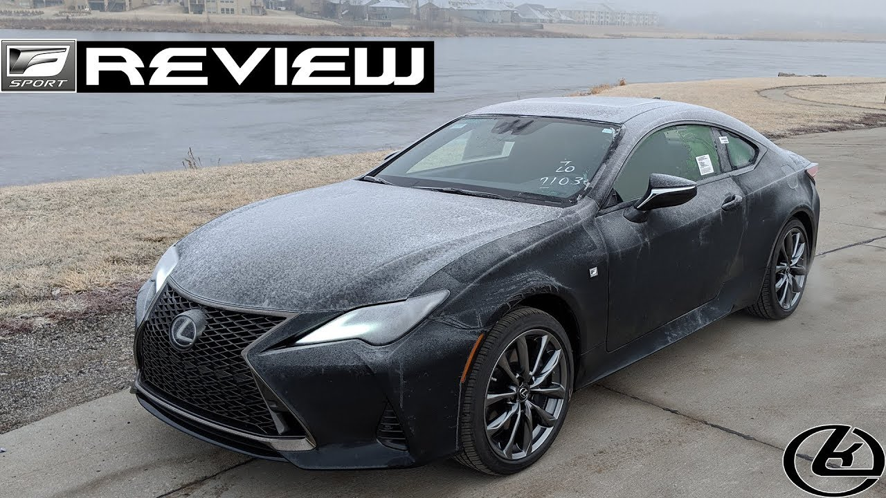 2019 lexus rc 350 f sport review twin turbo please youtube. Black Bedroom Furniture Sets. Home Design Ideas