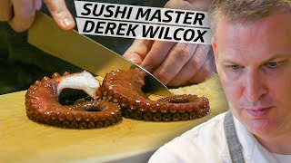 How Master Sushi Chef Derek Wilcox Brought His Japanese Training to New York - Omakase