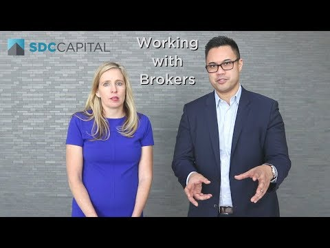 Working With Mortgage Brokers | SDC Capital California Private Money Lender
