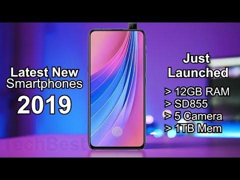 Best Latest Released Phones 2019 (Newest Smartphones)
