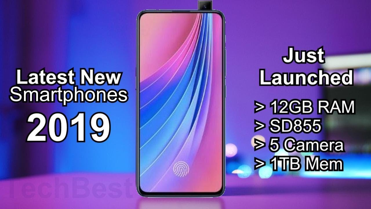 New Smartphone November 2019