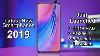 Newest Smartphones - Best Latest Released Phones 2019 (Newest Smartphones)