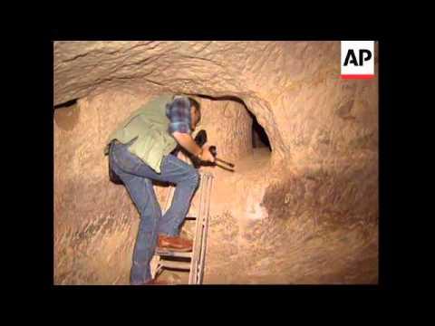 an analysis of the ancient israeli tunnels Ancient jewish manuscripts make it to israel mysterious tunnels underneath tel aviv israeli tv news daily on jerusalemonlinecom.