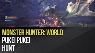 Monster Hunter: World - Pukei Pukei Hunt
