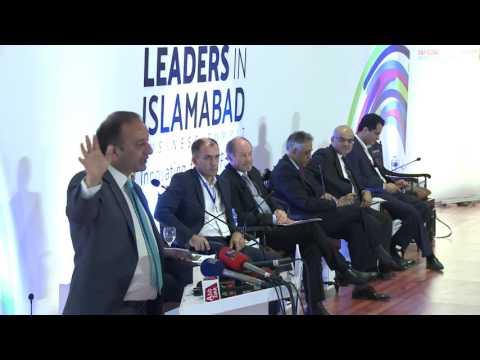 Talk by Prime Minister's Spokesman Dr. Musadik Malik @ LEADERS IN ISLAMABAD