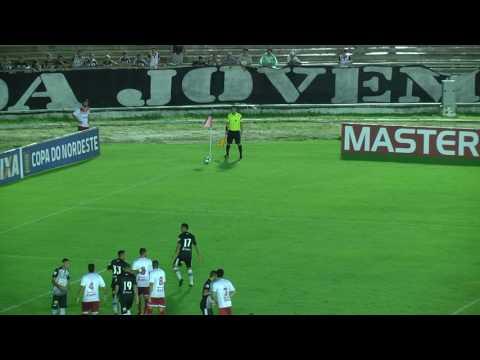 Itararé Esportes - Botafogo 2X2 Sergipe