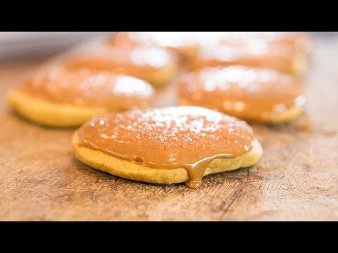 Pumpkin Refrigerator Cookies | September Cookie of the Month