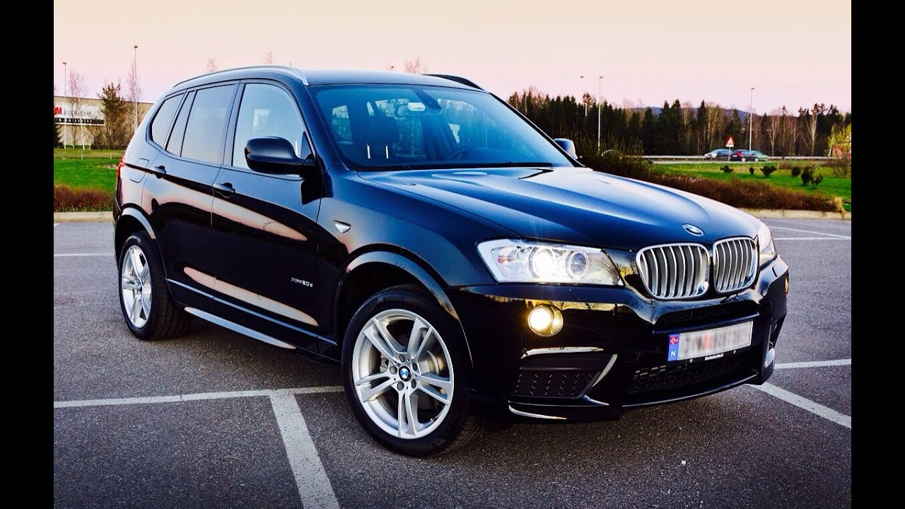 2014 BMW X3 xDrive35i Startup, Exhaust and In depth Review   YouTube