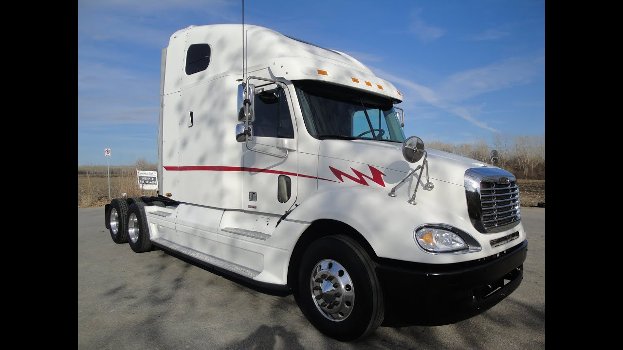 2005 freightliner columbia for sale from used truck pro com [ 1280 x 720 Pixel ]