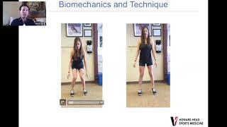 VSON Virtual Hangouts: Female Risk Factors For Sports Injuries - The Female ACL & More