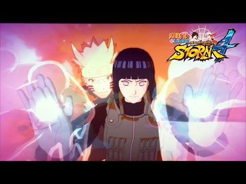 Naruto Shippuden: Ultimate Ninja Storm 4 - Opening Intro | PS4, XB1, PC