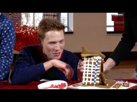 IET Andrew Smyth - Engineering a Gingerbread House