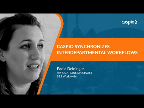 Caspio Case Study: S&S Worldwide
