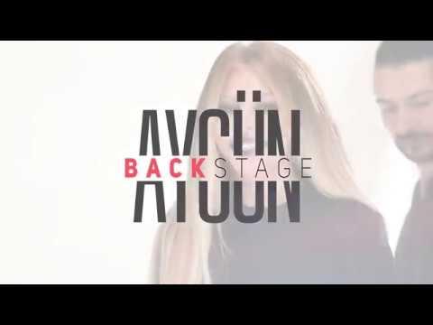 Aygun Kazimova Backstage Of The Clip Hardasan Youtube