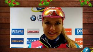 Gambar cover Merry Christmas from the Biathlon Family