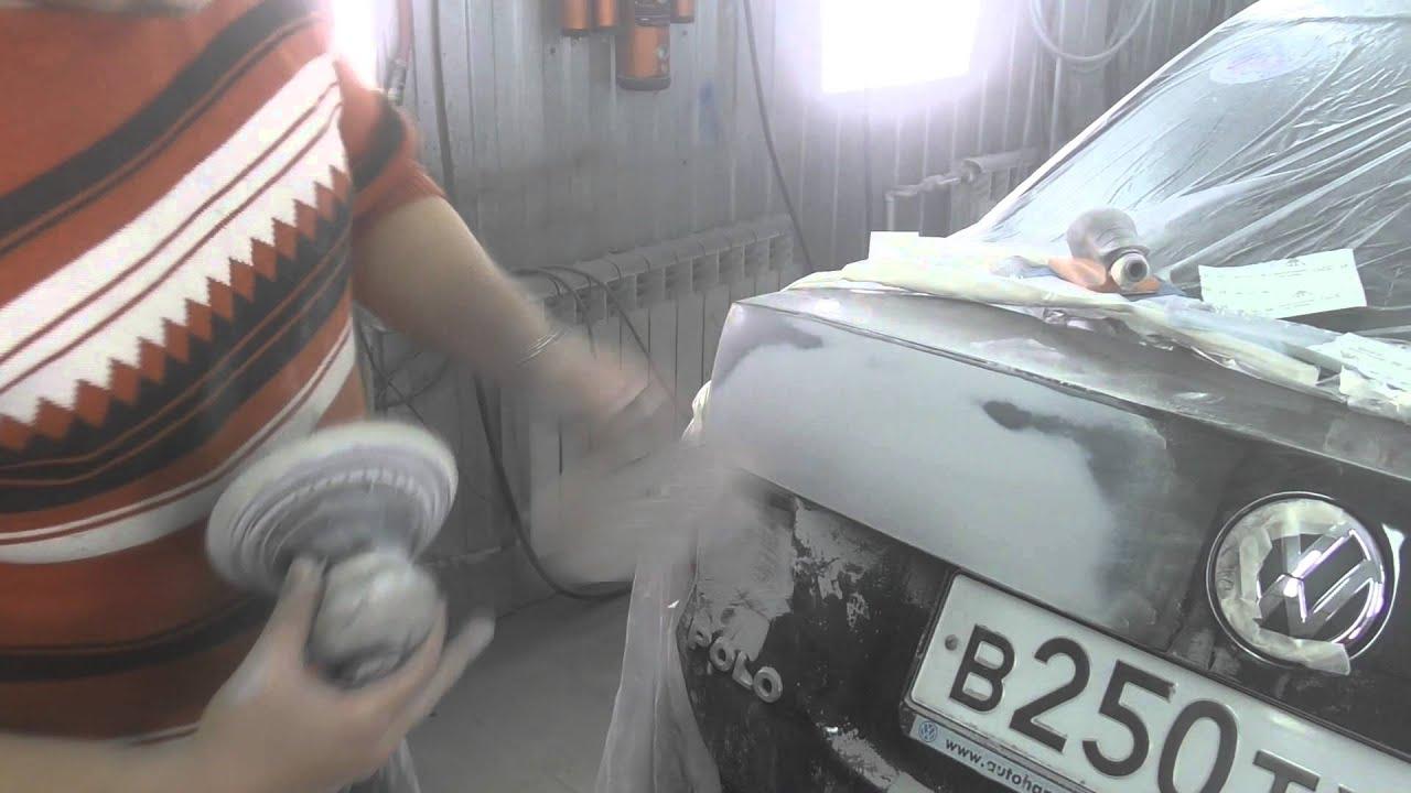Покраска авто металликом с переходом своими руками фото 986