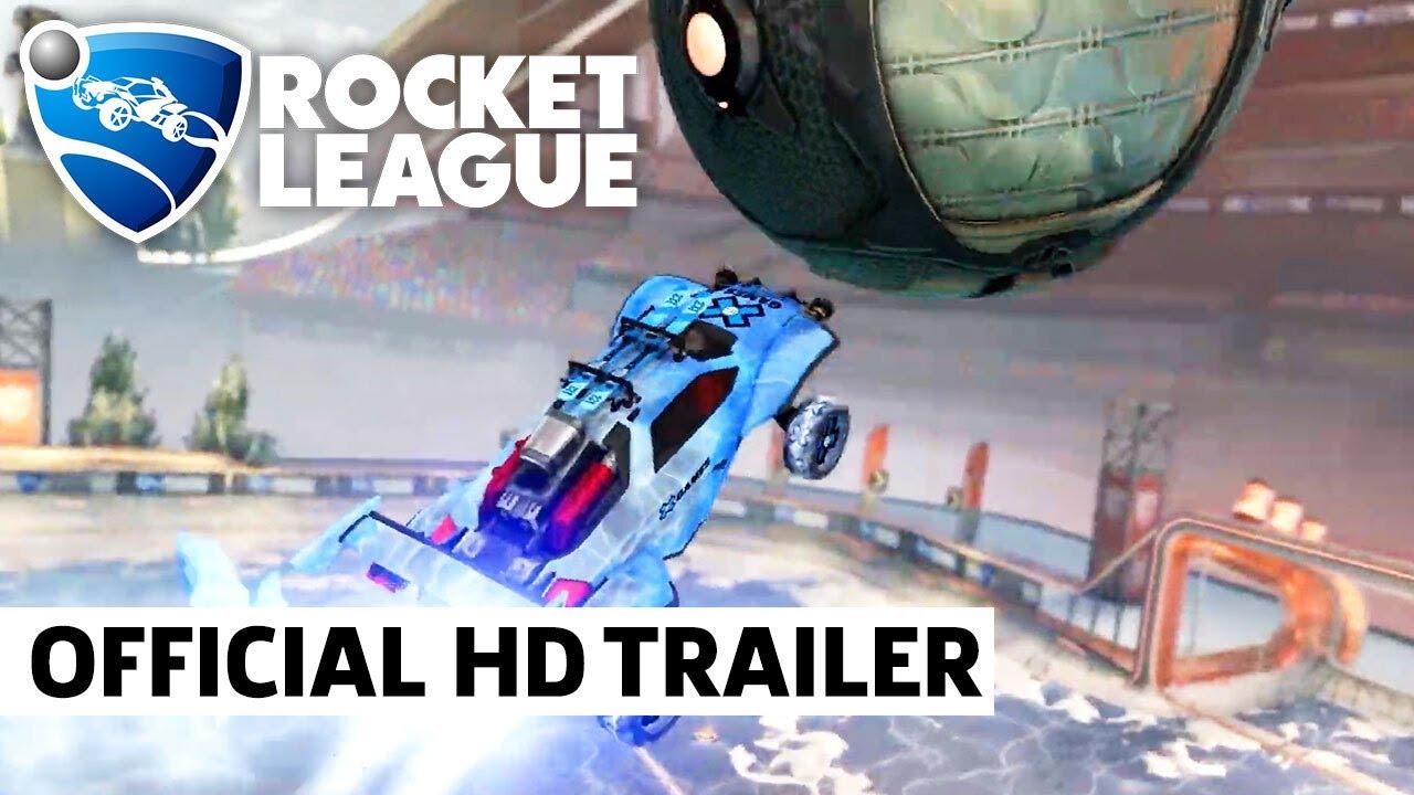 Rocket League - X Games Trailer