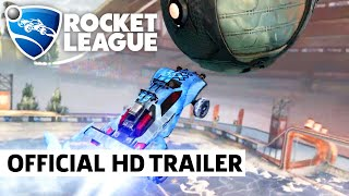 Rocket League - X Games Trailer