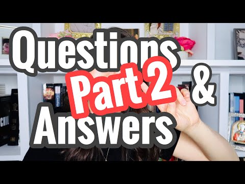 Unbelief, Before Marriage, Consecration, Favorite Music And more Q&A