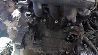 mercedes Vito Как найти номер двигателя дизель 2.3 ОМ601