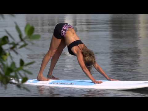SUP Yoga with Jodelle - Part 1