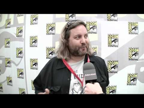 Neighbors from Hell  Season 1: ComicCon 2010 Exclusive: Kyle McCulloch