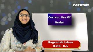 Correct Use Of Verbs