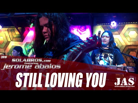 Still Loving You - Scorpions (Cover) - Live At K-Pub BBQ
