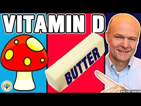 Top 10 vitamine D-immuunversterkende voedingsmiddelen die u moet eten