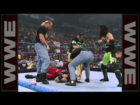 X-Pac turns on Kane: SmackDown, Oct. 28, 1999