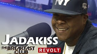"Jadakiss Promotes New Album ""Top 5 Dead or Alive"" on The Breakfast Club"